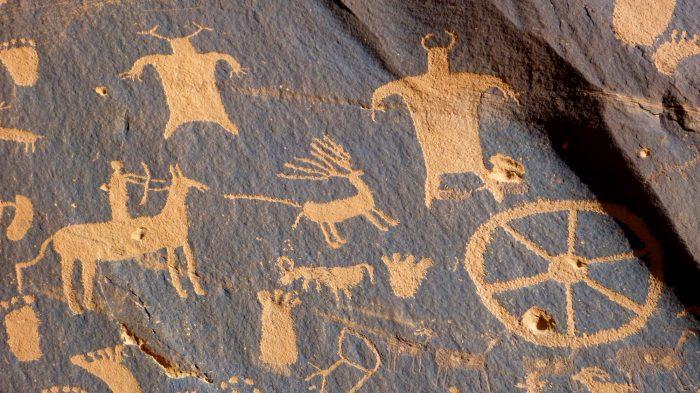 Utah Desert Art