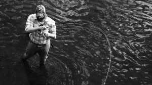 Fly Fishing for Carp in downtown Denver, Colorado